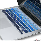Silicone Keyboard Cover Skin for MacBook Air Pro Retina Mac 13 15 17