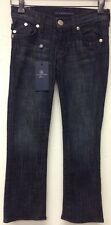 Rock & Republic Denim Skinny Cropped Jeans Size 23 Blue Berlin Style