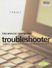 The  Which?  Computer Troubleshooter by Robin Davies (Paperback, 2002)