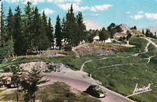 VALLOIRE 1202 col et fort du télégraphe voitures timbrée 1961