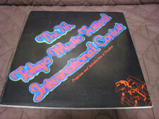 Tokyo Music Festival Japan Concert Program Book Kate Bush Johnny Hallyday Legran