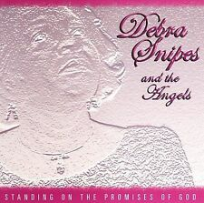 SNIPES,DEBRA-STANDING ON THE PROMISES OF GOD  CD NEW