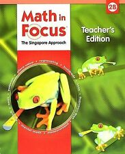 Math In Focus : Homeschool Package, 1st and 2nd Semester Grade 2.