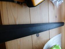 EBONY CELLO FINGERBOARD, 4/4, POLISHED, BEVELED STYLE, NEW, UK SELLER!