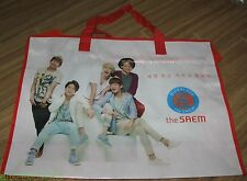 SHINEE THE SAEM THESAEM ZIPPER BAG NEW