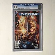 Justice League #40 CGC 9.8 1st Appearance of Grail Darkseid's Daughter New 52