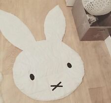 Miffy rabbit floor play mat 100X69cm