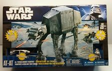STAR WARS IMPERIAL AT-AT VEHICULE - HASBRO - MINT IN ORIGINAL BOX