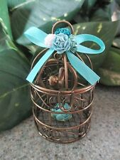 Handmade Lovely lil bird in a cage, Cottage, Shabby Chic