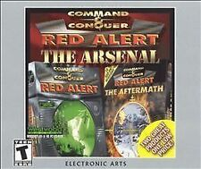 Command & Conquer: Red Alert -- The Arsenal (PC, 2001) Brand new sealed