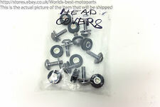 Yamaha XVS 950 (1) 13' Cylinder Head Cover Bolts Screws Washers