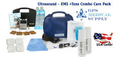 Personal Care Package US Pro 2000 Unit Professional Ultrasound Portable Combo
