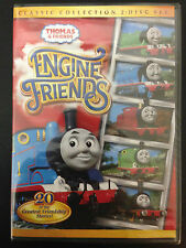 Thomas & Friends: Engine Friends (DVD, 2012, 2-Disc Set) SEALED NEW Children
