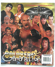 Wcw / Wwe Magazine / número / 52 / Julio 1999 / Goldberg