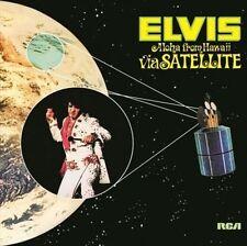 NEW Aloha From Hawaii Via Satellite/alternate Aloha by Elvis Presley CD (Vinyl)