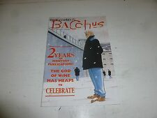 EDDIE CAMPBELL'S BACCHUS Comic - No 24 - Date 04/1997 - Eddie Campbell comic