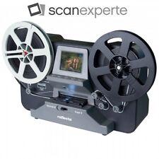 Affitti 1 settimana REFLECTA SCANNER SUPER 8/normale 8 con scheda SD & video istruzioni