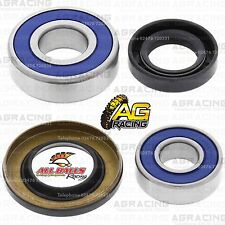All Balls Front Wheel Bearings & Seals Kit For Polaris Outlaw 525 S 2008 Quad