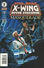 Star Wars X-Wing Rogue Squadron Masquerade comic issue 2