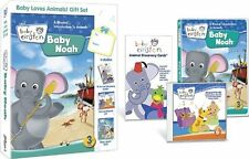 Baby Einstein: Baby Noah (Baby Loves Animals Gift Set) DVD+CD w/ Discovey Cards