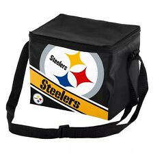 NFL Pittsburgh Steelers 2016 Lnsulated Lunch Bag Cooler (12 Pack)
