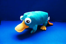 """Disney Store Phineas and Ferb Perry the Platypus Chirps Plush 13"""" (L1-5)"""