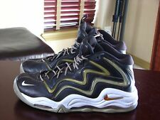 "2008 Nike Air Pippen ""TAR SUNSET WHITE TAUPE"" Brown sz 12 RARE"