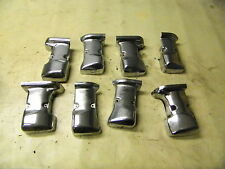 99 Yamaha XVZ1300 XVZ 1300 Venture Royal Star engine head valve covers chrome