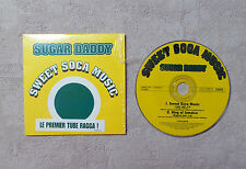 "CD AUDIO MUSIQUE / SUGAR DADDY ""SWEET SOCA MUSIC"" CDS 2TK 2003 CARD SLEEVE"