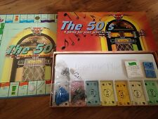 THE 50'S A Game For Your Generation Real Estate Game by Late For The Sky USA