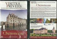 DVD - CHENONCEAU : LES PLUS BEAUX CHATEAUX DE FRANCE ET D' EUROPE / NEUF - NEW
