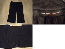 Women's New York & Co. Stretch Sz 6 NWT Crop Black Business Pants