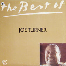 JOE TURNER The Best Of US Press Pablo 2310-848 1980 LP
