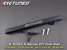 K-Tuned Fuel Rail with EFI Fitting for RSX, EP3, 06-11 Civic Si