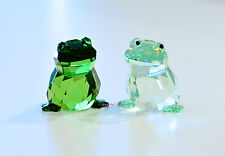 Swarovski Lovlots Angelo Angelina In Love Frog Wedding 5136524 Brand New In Box