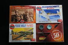 XM12 AIRFIX Collection D Day 50 Anniversaire débarquement 01072 01064 01705 WWII