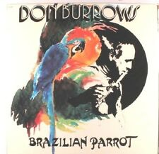 Sealed GEORGE GOLLA w/ DON BURROWS LP - Brazilian Parrot - 1980, Australia
