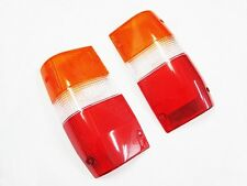 Pair Tail light Rear lamp Lens for Mitsubishi L200 Triton UTE Pickup Truck 86-94
