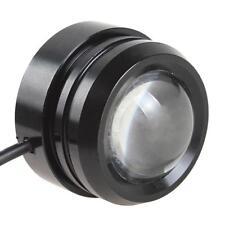 1.5Inch 9W Car Eagle Eye Lamp White Light Car Door Signal Backup LED Fog Light