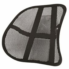 BODI-TEK MESH BACK REST POSTURE CHAIR LUMBAR SUPPORT FOR WORK/HOME/OFFICE/CAR