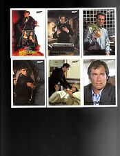 2016 JAMES BOND 007 Classics  Licence to Kill GOLD Parallel cards MUST PICK ONE