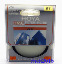 HOYA 67mm Slim MC Multi-Coated Filter Lenses for Canon Nikon Sony HMC UV(C) Lens