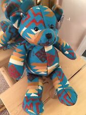 NWT Pendleton Bear Teddy Boys Lucky Coyote Butte Classic Indian @stjo1927 Gund