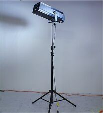 Eliminator Follow spot 100 LED 70 WATT Multicolor DMX With Tripod