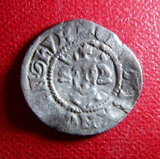 Stunning King Edward I Hammered Silver Penny, Class 10cf1, 1305-6AD (London)
