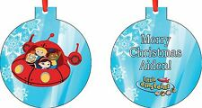 Personalized Little Einsteins Ornament ( Add Any Message You Want)