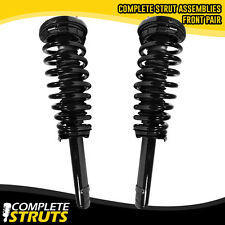 98-02 Honda Accord Front Quick Complete Struts & Coil Springs w/ Mounts Pair x2