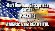 """RELAXING in AMERICA DVD"" Beautiful Scenery for Relaxation & Meditation Video"