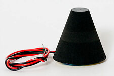 Foam cone trigger for DIY electronic drum