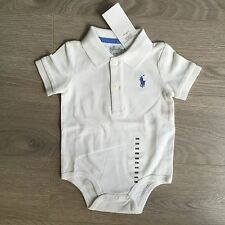 BNWT Baby Boys 6m Ralph Lauren Polo Body & Lots Of Designer Clothes 100%Genuine